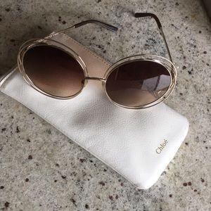 Chloe Carlina glasses